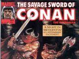 Savage Sword of Conan Vol 1 197