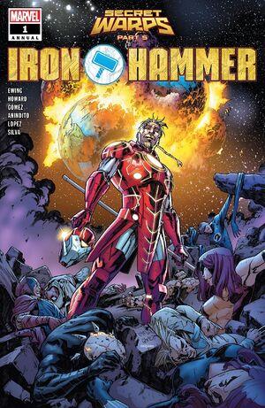 Secret Warps Iron Hammer Annual Vol 1 1.jpg