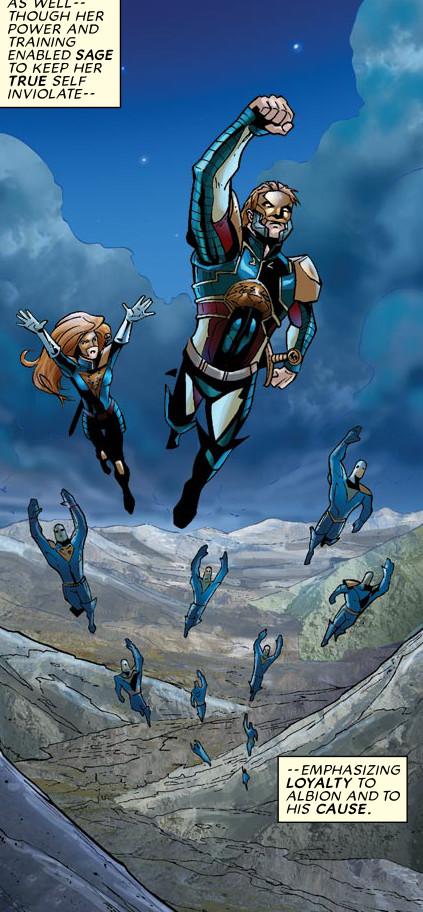 Shadow-Captains (Earth-616)