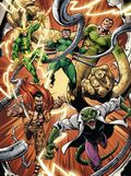 Sinister Six (Earth-616) from Sinister War Vol 1 1 001