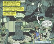 Special Task Force Omega Response Mandate (Earth-616)