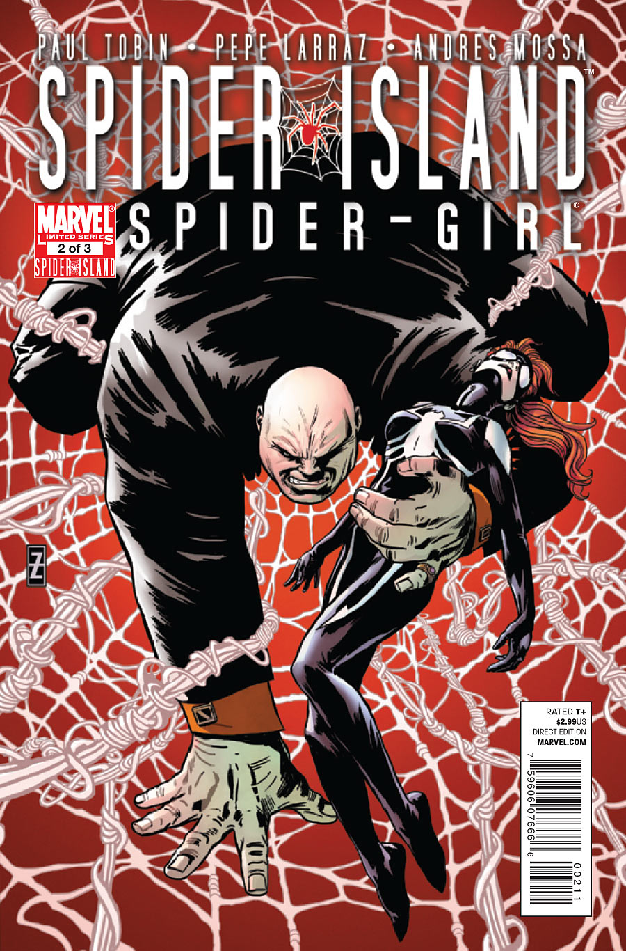 Spider-Island: The Amazing Spider-Girl Vol 1 2