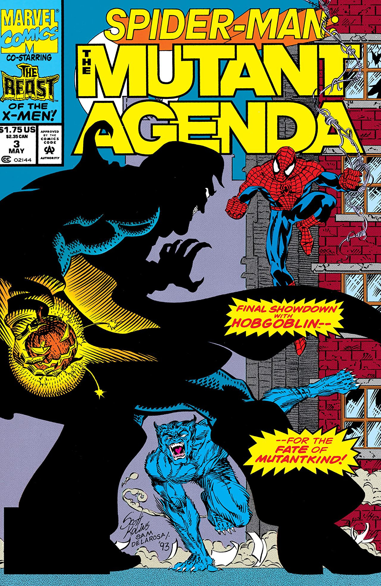 Spider-Man: The Mutant Agenda Vol 1 3