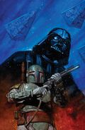 Star Wars War of the Bounty Hunters Vol 1 3 ComicBookExclusives.com and IGComicStore Exclusive Variant