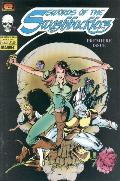 Swords of the Swashbucklers Vol 1