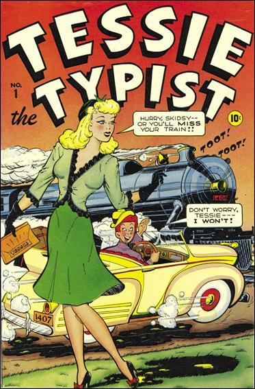 Tessie the Typist Vol 1