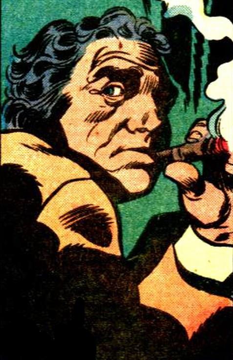 Thomas Agar (Earth-616)