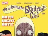 Unbeatable Squirrel Girl Vol 2 21