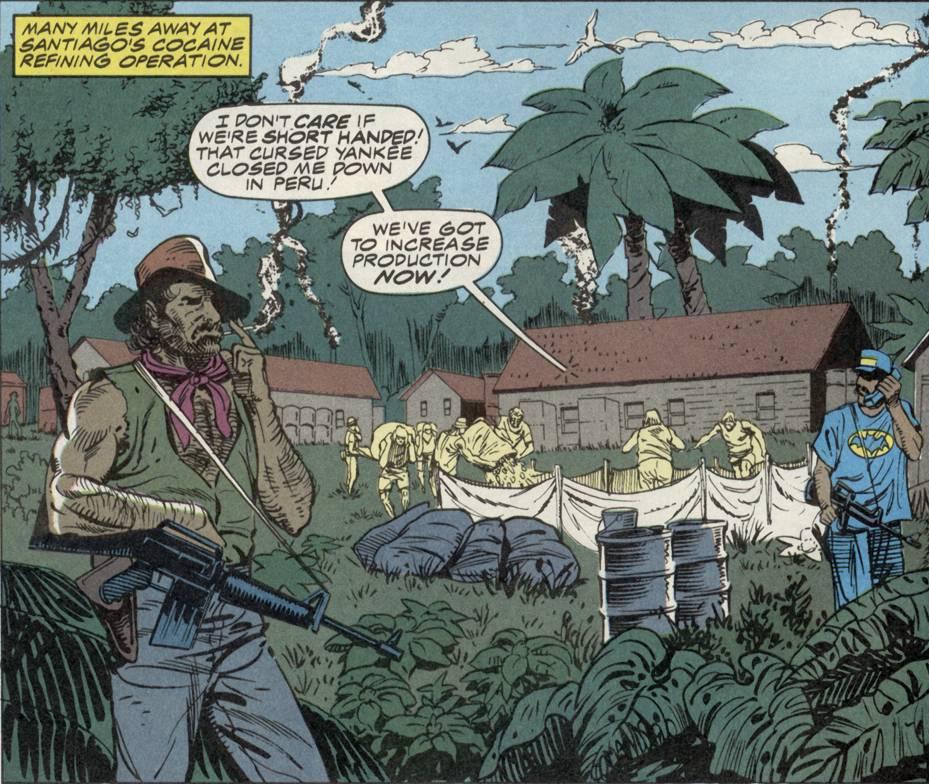 Victor Santiago's Cartel (Earth-616)