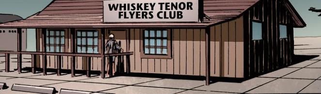 Whiskey Tenor Flyers Club/Gallery