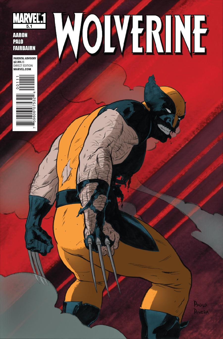 Wolverine Vol 4 5.1