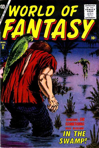 World of Fantasy Vol 1 6