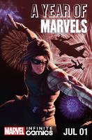 Year of Marvels July Infinite Comic Vol 1 1