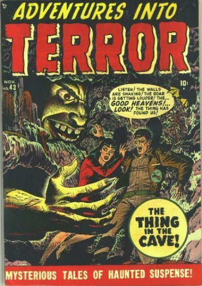 Adventures into Terror Vol 1