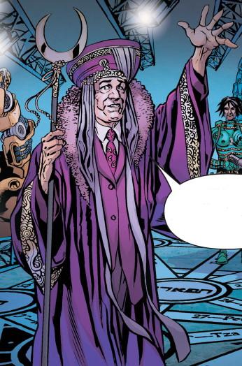 Albert Swinburne (Earth-616)