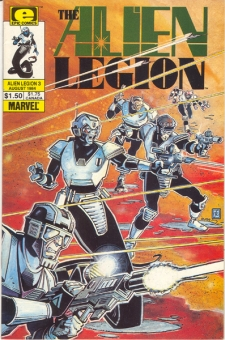 Alien Legion Vol 1 3