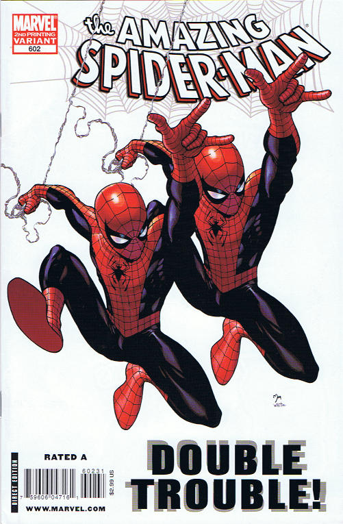 Amazing Spider-Man Vol 1 602 Second Printing Variant.jpg