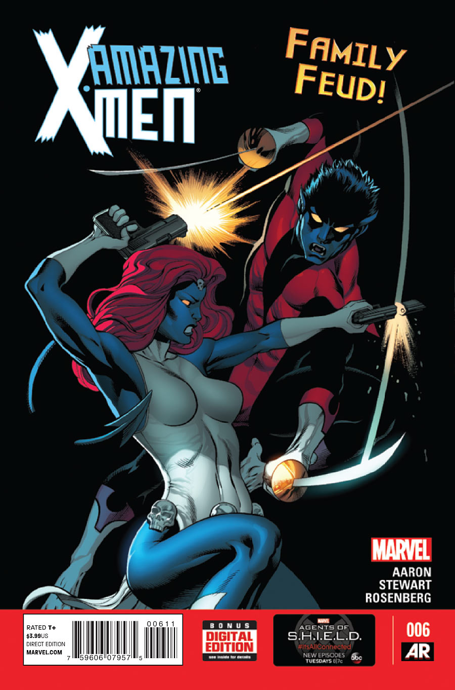 Amazing X-Men Vol 2 6