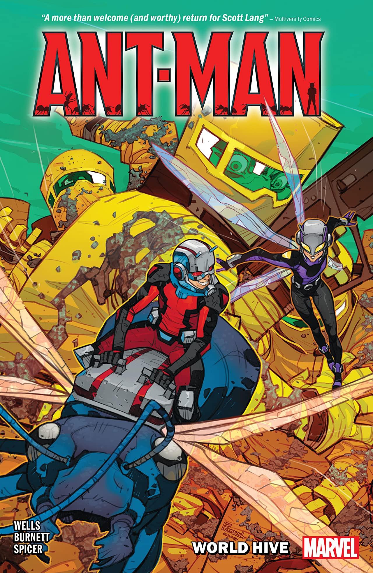 Ant-Man: World Hive Vol 1 1
