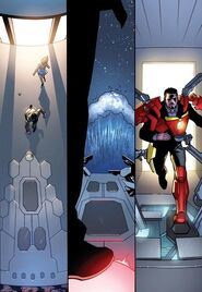 Anthony Stark (Earth-616) from Iron Man Fatal Frontier Infinite Comic Vol 1 1 001