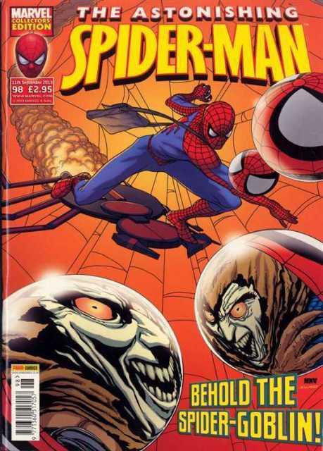 Astonishing Spider-Man Vol 3 98