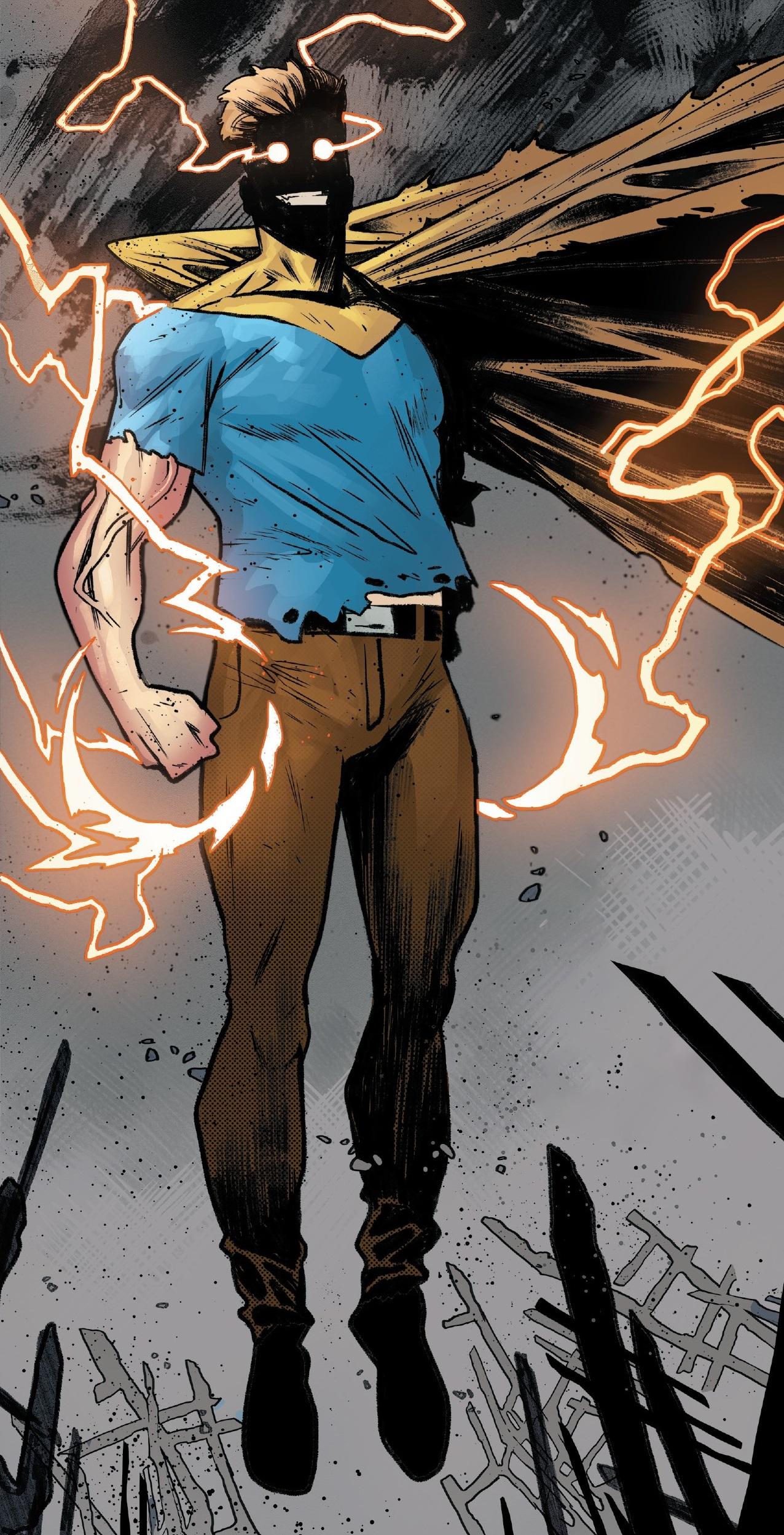 Billy Turner (Earth-616)