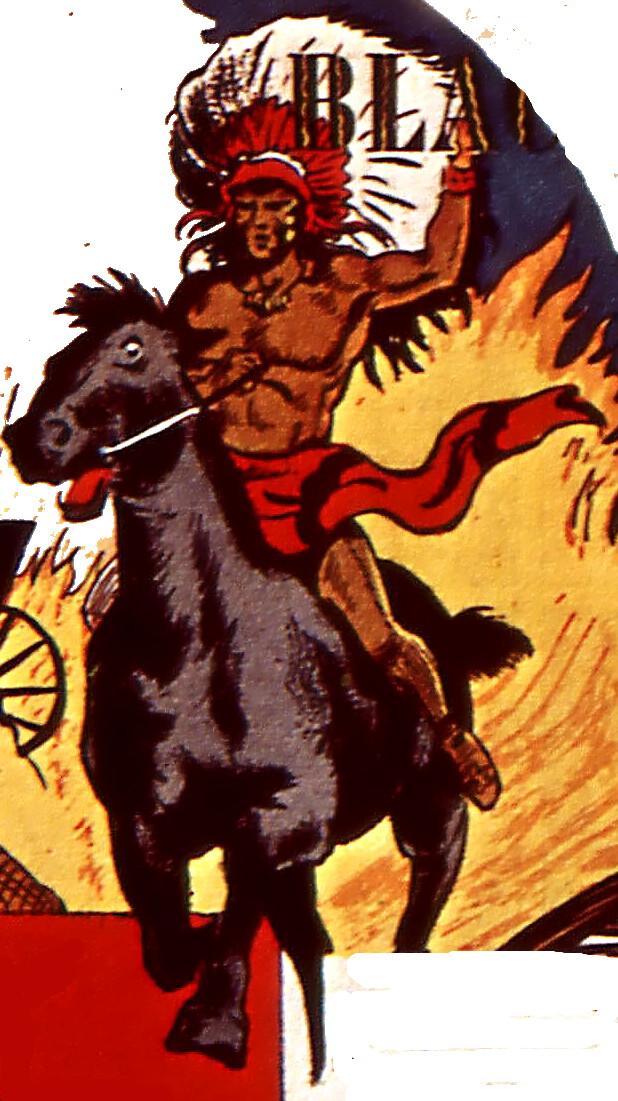 Black Marvel (Old West) (Earth-616)