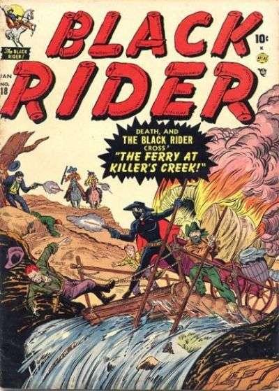 Black Rider Vol 1 18