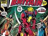 Captain Britain Vol 1 35