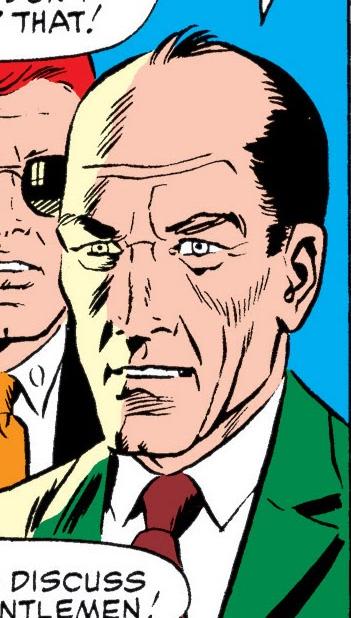Carl Kaxton (Earth-616)