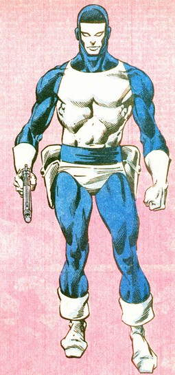 Charles Delazny Jr. (Earth-616)
