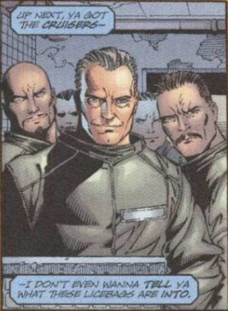 Cruisers (Earth-616)