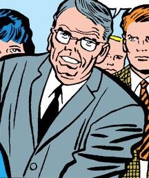 Dean Mencken (Earth-616)