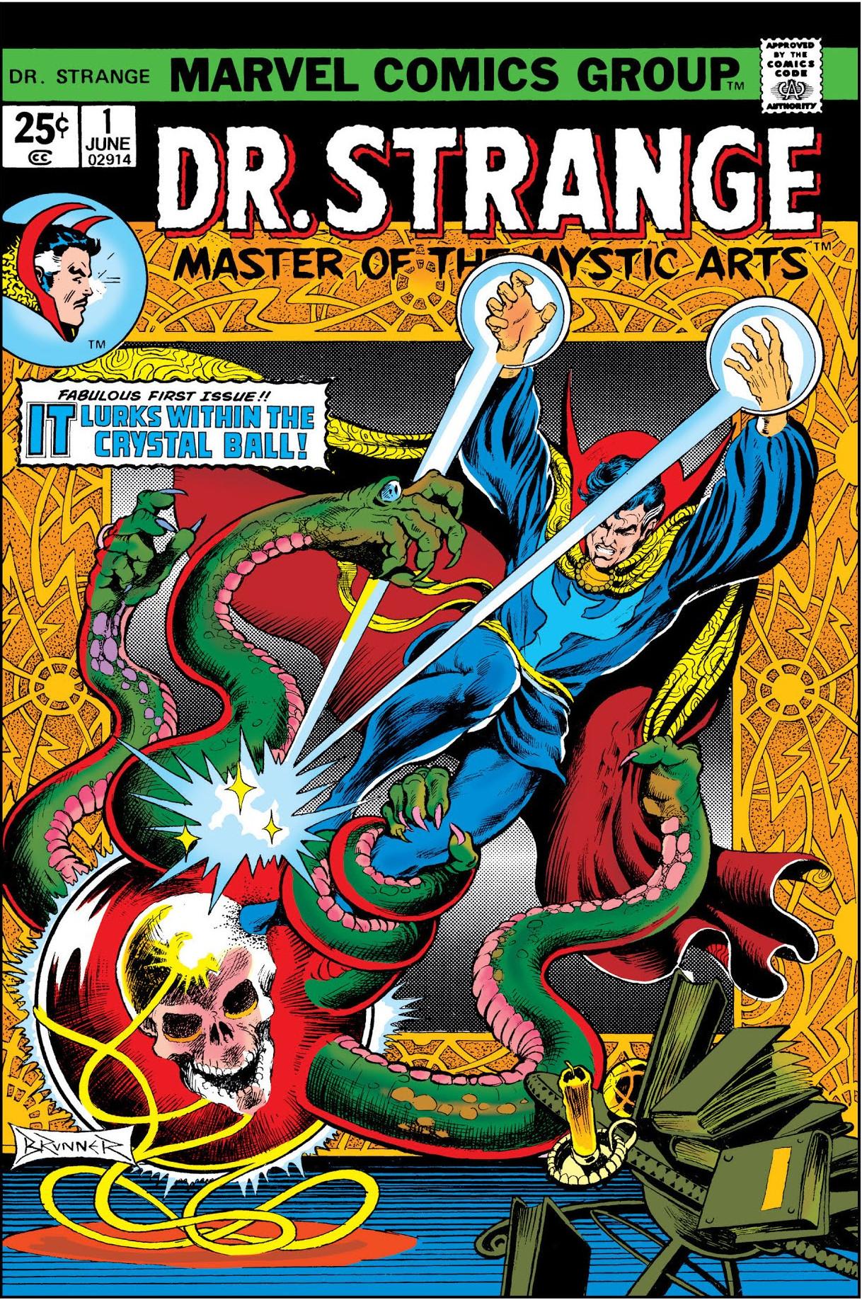 Doctor Strange Vol 2 1