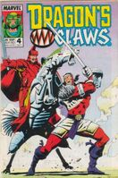 Dragon's Claws Vol 1 4