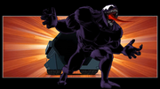 Edward Brock Jr. (Earth-TRN005) and Venom (Symbiote) (Earth-TRN005) from Ultimate Spider-Man (video game) 004.png