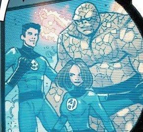 Fantastic Four (Earth-88201)/Gallery