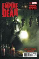 George Romero's Empire of the Dead Act Three Vol 1 3