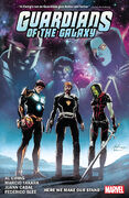 Guardians of the Galaxy by Al Ewing Vol 1 2 Here we Make our Stand