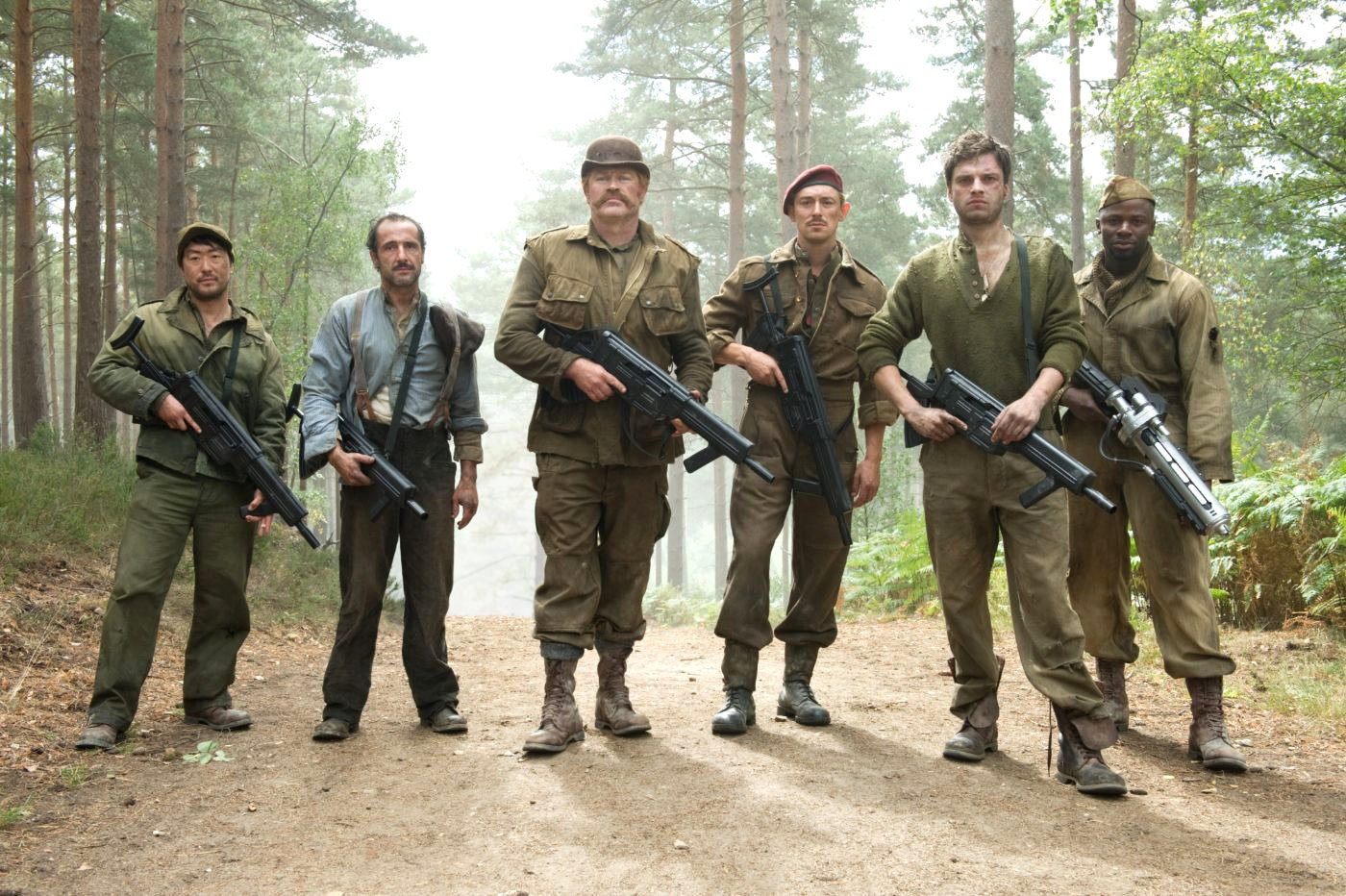 Howling Commandos (Earth-199999)/Gallery
