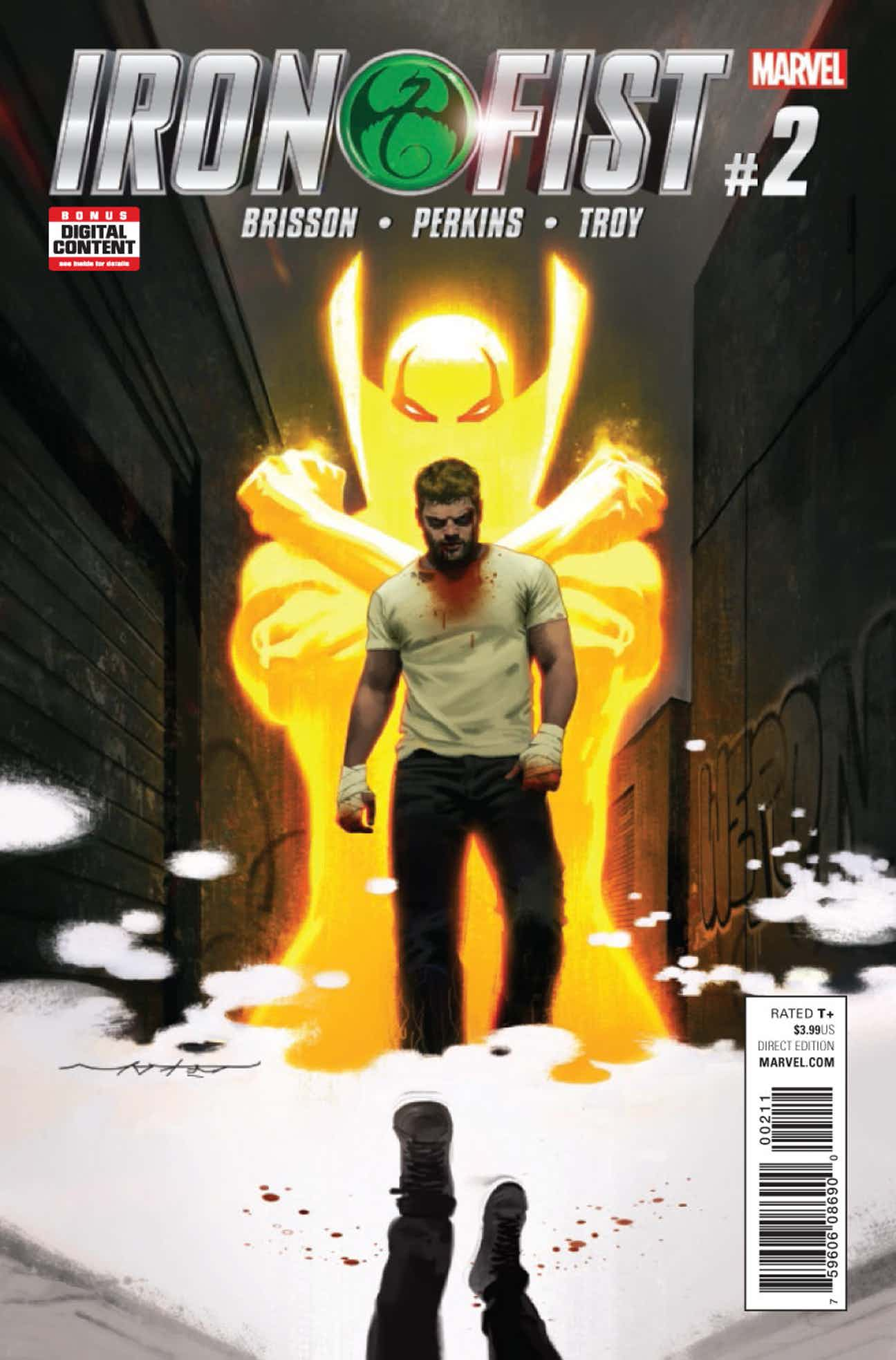 Iron Fist Vol 5 2