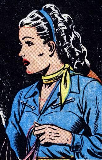 Jackie Stevens (Earth-616)
