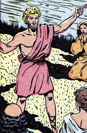 John the Baptist (Earth-616)