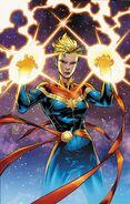 Life of Captain Marvel Vol 2 2 Kubert Variant Textless