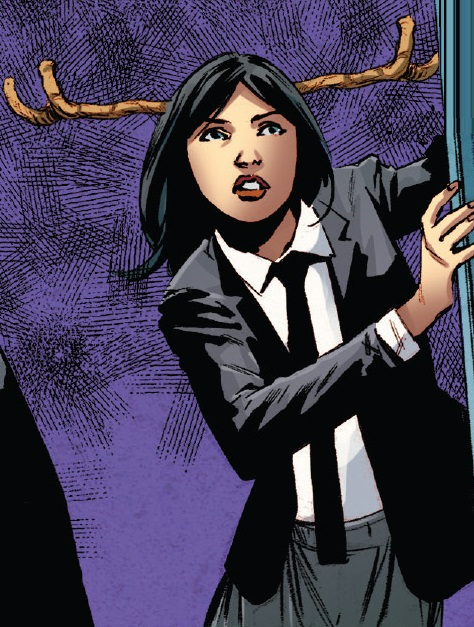 Lin Li (Earth-616)