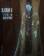 Loki Laufeyson (Earth-Unknown) from Loki (TV series) Season 1 2 001