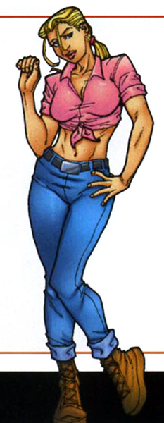 Lucy Crumm (Earth-616)
