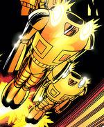 Mandroid Armor MK VIII