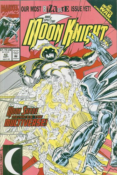 Marc Spector: Moon Knight Vol 1 42