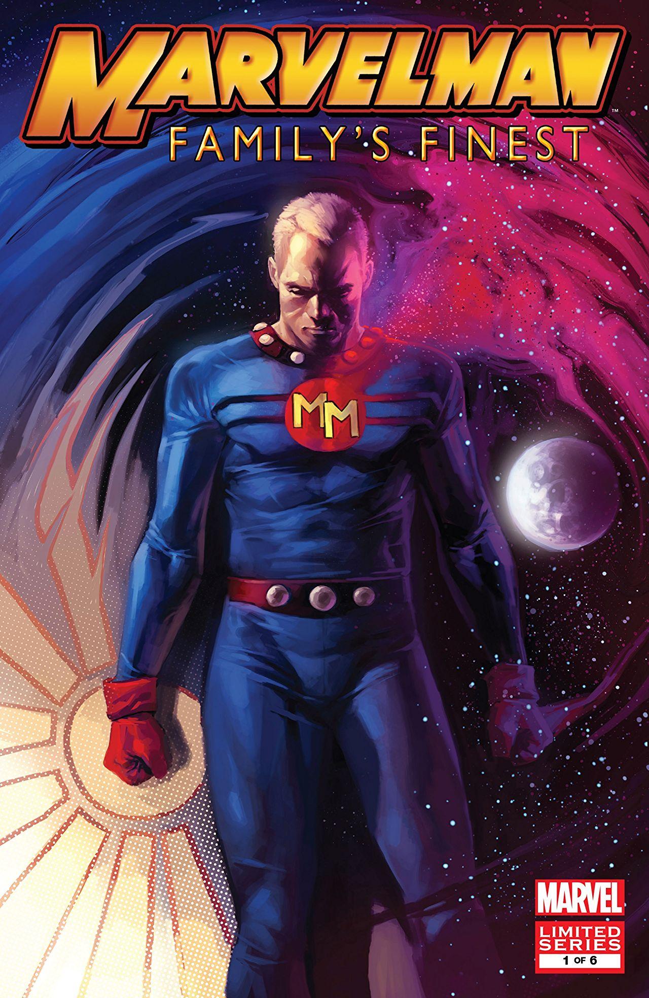 Marvelman Family's Finest Vol 1